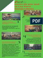 Volante Final Proyecto Ley Ferias Libres