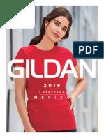 Catalogo GILDAN 2019