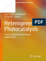 Juan Carlos Colmenares, Yi-Jun Xu Eds. Heterogeneous Photocatalysis From Fundamentals to Green Applications