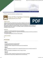 Áreas de Risco Geológico_ Enchentes, Inundações e Deslizamento de Terra