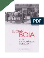 Boia, Lucian - Cum s-a romanizat Romania