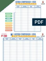 OPdF 7.2 Agenda Comparada Da Vida Extraordinária
