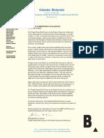 2019 Buell Dissertation Colloquium CfP