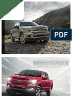 2018 Ford F-150 Brochure