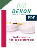 Dermo Cosmetico Tratamentos Pos Escleroterapia
