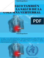 Daniel Rangel Barón - El Tabaco También Afecta La Salud de La Columna Vertebral