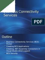 BCS Connectivity