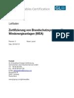 Leitfaden Zertifizierung von Brandschutzsystemen für Windenergieanlagen (WEA), Revision 3.pdf