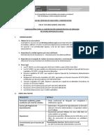 CONVOCATORIA CAS N° 259-2018