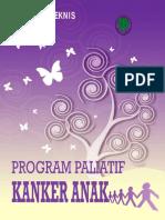 Petunjuk Teknis Program Paliatif Kanker Anak