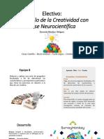 Desarrollo dela Creatividad con Base Neurocientífica.pptx