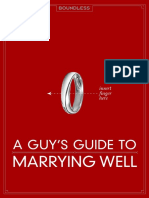 A Guy's Guide to Marrying Well.pdf