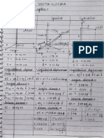 Vector Calculus and Coordinate Systems