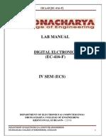 De Lab Manual Ivsem