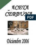 Gaceta 2006