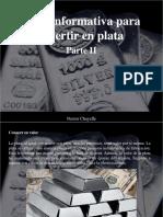 Nestor Chayelle - Guía Informativa Para Invertir en Plata, Parte II