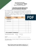 Formato Acta de Traspaso de Elementos Entre Empleados (1) (3) (1)