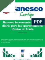 Juan Carlos Escotet - Banesco Incrementó El Límite Diario Para Las Operaciones en Puntos de Venta
