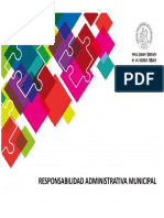 41 Responsabilidad Administrativa Municipal - 2017