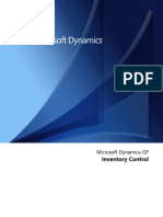 Inventory Dynamics GP 2013