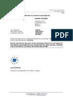 EU IPO Ruling Cancelling Big Mac Trademark Registration