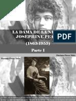 Mariana Flores Melo - La Dama de La Nieve, Josephine Peary (1863-1955), Parte I