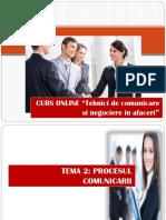 Tehnici de Comunicare Si Negociere Tema 2
