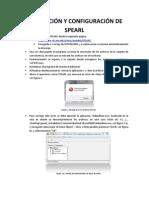 Instalación y Configuración de SPEARL