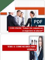 Tehnici de Comunicare Si Negociere Tema 4 (1)