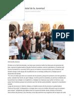 02-12-2018 Otorga Premio Estatal de la Juventud - Nuevo Día
