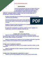 Características y Ventajas de La Educación Inclusiva