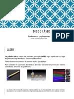 Diodo Láser y Led-estelita