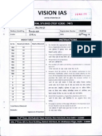 Ravi_Anand Rank 79 answer booklet