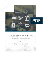 4.Discipleship Handbook