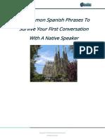 71+Common+Spanish+Phrases