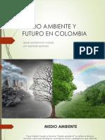Medio Ambiente y Futuro en Colombia