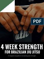 ATH 4 Week Strength Program