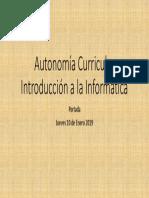 Cuestionario Autonomia 2 H Jose Luis Camargo