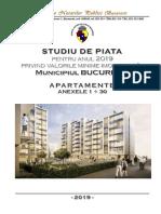 2019 Municipiul Bucuresti Apartamente Anexe 1-30