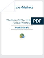 eBook Trading Central Signals for MT4