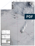 McMurdo Station Sea Ice Routes 201415