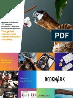 Credenciales Bookmark 2017