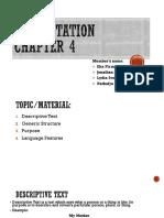 Presentation Chapter 4