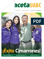 Edición Especial Egresados Diciembre 2018