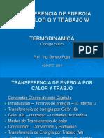 4a. Clase - Transferencias de Energia por Calor y Trabajo.ppt