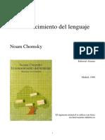 PLING Chomsky 1 Unidad 2 1