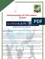 Nirvaan2010 B-Plan Contest IIML