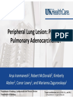 151 Peripheral Lung Lesion Potential Pulmonary Adenocarcinoma Compatibility Mode