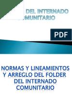 Folder Comunitario Enfermeria