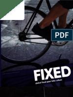FIXED Global Fixed-gear Bike Culture